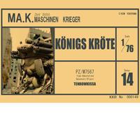 1/76 KoNIGS KRoTE