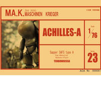 1/76 ACHILLES-A (3 pieces set)