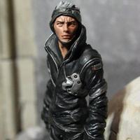 MK44 Male Pilot Figure