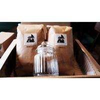 【焼豆 】キャンペーン 珈琲豆1kgセットで保存瓶プレゼント! 10%off