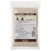 オーサワの丸麦(5分搗き) 300g