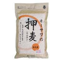 オーサワの押麦(5分搗き) 300g