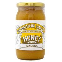 マウンテンバレー マヌーカ蜂蜜 500gガラス瓶