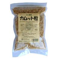 【長期取寄】わらべ村 オーガニック カムット小麦粒 500g