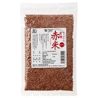 オーサワの有機赤米(国内産)250g