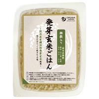 オーサワ 雑穀入り発芽玄米ごはん 160g