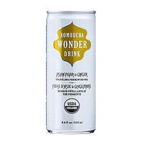 【アリサン】 コンブ茶(有機発酵飲料) アジアンペアー&ジンジャー(J54)内容量:250ml