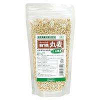 オーサワの有機丸麦 (三分搗き) 250g