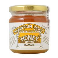 【マウンテンバレー】カマヒ蜂蜜(ガラス瓶)内容量: 250g