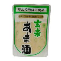 【マルクラ】 玄米あま酒(有機玄米使用)内容量:250g