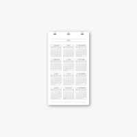 DL SERVICE D3 Calendar 2021