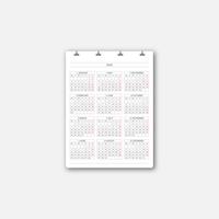 DL SERVICE D4 Calendar 2022
