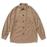 NOODS CHECK SHIRTS