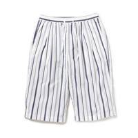 SWAMP STRIPE WIDE SHORTS