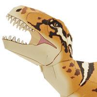 ティラノサウルス:Tyrannosaurus(紙工作キット)