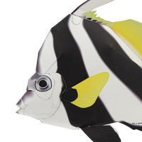 ハタタテダイ:Pennant coralfish(紙工作キット)