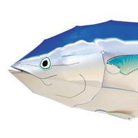 クロマグロ:Bluefin Tuna(紙工作キット)