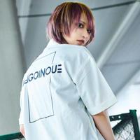 KEIGOINOUE/F+SStyle Work Shirt Black&White