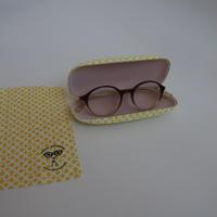 五月女百貨店謹製メガネケース(メガネクロス付)