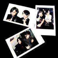 雨や雨(Hitomi&おおくぼけいツーショット)過去チェキ                                 【送料無料!】