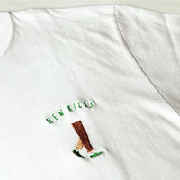 NEW KICKS TEE 2021 [WHITE]
