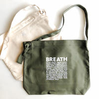 BREATH TOUR TOTE [OLIVE]