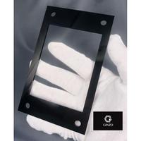 GINZO アクリルフレーム 黒 <Rサイズ対応>