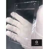 GINZO アクリルフレーム 透明 <Sサイズ対応>