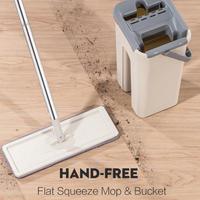 スピンモップ 極細繊維 クリーニング 家庭 台所 木製 清掃 モップ お掃除