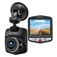 HD 1080P ドラレコ  Night Vision, Loop Recording, Wide Angle, Motion Detection