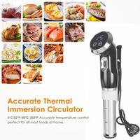 Biolomix 1500W 真空調理 炊飯器 サーキュレータ 液晶 デジタルディスプレイ クッキング 調理 静か ステンレス製