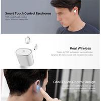 QCY T1 プロタッチコントロール Bluetooth イヤホン TWS ミニワイヤレスヘッドセット 音楽 イヤフォン 充電ボックス