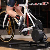 ThinkRider X7 MTB 自転車 道路 カーボンファイバー フレーム設計 バイクトレーナー トレーニング