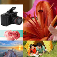 ポータブル デジタルカメラ ビデオカメラ フルHD 1080 16メガピクセル CMOS