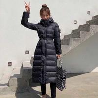 冬 ジャケット 女性 ロングダウンパーカー ダウンコート 暖かい オーバーコート ダウンジャケット