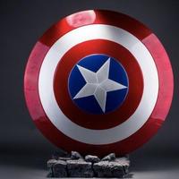 コスプレ ハロウィン アベンジャーズ 盾付き キャプテンアメリカ 実寸大 高品質 シールド