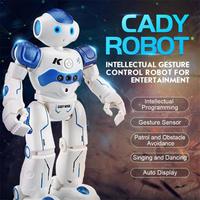 LEORY RC ロボット インテリジェント プログラミング リモコン おもちゃ 二足歩行 ヒューマノイド 子供 誕生日 ギフト プレゼント