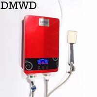 7000W 瞬間湯沸かし器 タンクレス 壁付け シャワー シンク 浴室 電気 キッチン 給湯器 温水ヒーター