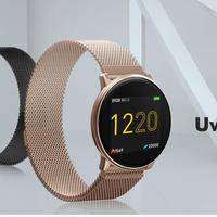 UMIDIGI Uwatch2 スマート Andriod IP67 リロイ スポーツモード フルメタル ユニボディ