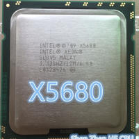 CPU Intel インテル Xeon プロセッサー X5680 12M キャッシュ 3.33 GHz 6.40 GT/s QPI