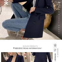 PEONFLY 女性 ブレザー ジャケット 春 秋 ファッション