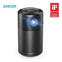 アンカー 星雲カプセル スマートポータブル Wi-Fi ミニプロジェクター ポケットシネマ スピーカー