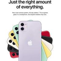Apple iPhone 11 SIMフリー 64GB iOS LTE 電話 カメラ 6.1インチ 携帯電話 スマホ メモリ デュアルカメラ A13 Bionic
