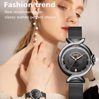 腕時計 女性 高級 ファッション ステンレス レジャー ビジネス