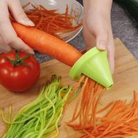 野菜 フルーツスライサー ステンレス カット フライドポテト キッチンツール