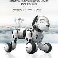 DIMEI 9007A インテリジェント RC ロボット 犬のおもちゃ スマート 子供 おもちゃ ギフト 誕生日 プレゼント