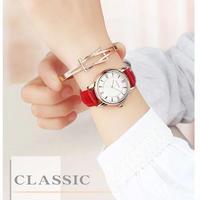 三田 クォーツ 女性 腕時計 高級 ブランド レディース ファッション ウォッチ 防水