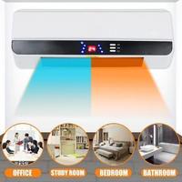 エアコン 簡単取り付け 2000W 220V 扇風機 暖房 セラミック 熱暖房 エアコン 浴室 ラジエーター 壁掛け