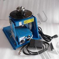 110V or 220V選択可能 ミニ溶接用ポジショナー パイプ溶接 220V 業務用 水平積載量10kg