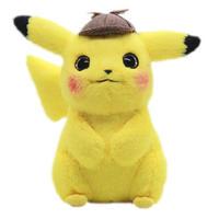 28cm ピカチュウ ぬいぐるみ 探偵ピカチュウ 映画 おもちゃ 人形 アニメ ポケモン